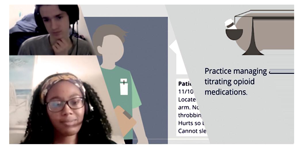 A Program To Teach Safer Opioid Prescription Practices
